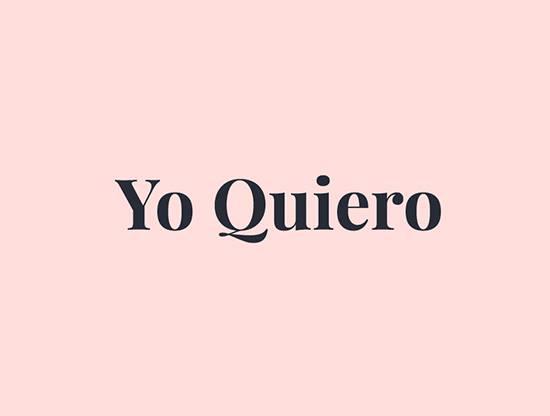 #YoQuiero, alza la voz