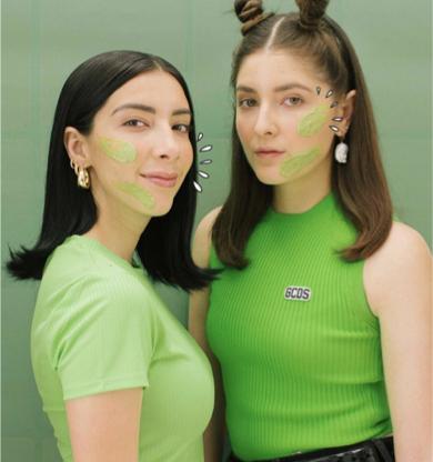 Gladys & Regina Vega